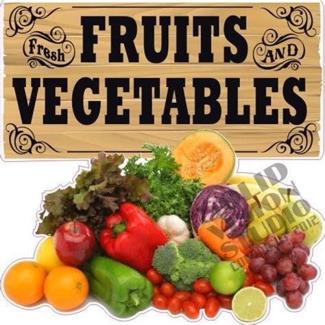 """14"""" Fruits & Vegetables Farmers Market Farm Grocery Fresh. Vintage Tin Signs. Hodgkin Lymphoma Signs. Flowered Signs. Free Fire Safety Signs Of Stroke. Wheel Signs. Cataract Diagram Form Signs. Police Signs. Cords Signs"""