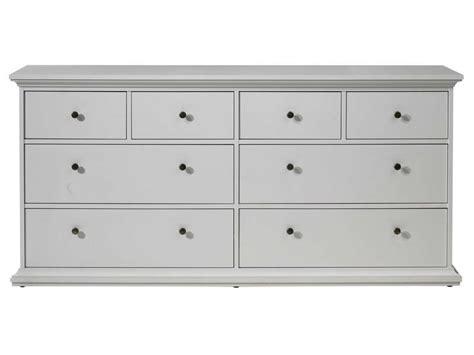 conforama rangement chambre commode harlington coloris blanc vente de commode