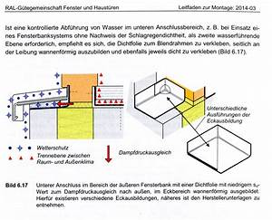 Fenster Richtig Abdichten : abdichtung au enfensterbank nur bis ak mauerwerk mangel ~ A.2002-acura-tl-radio.info Haus und Dekorationen