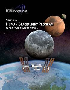Committee Urges Multi-Destination Plan for NASA Human ...
