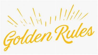 Golden Rules Clip Pngitem