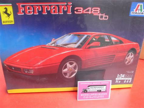The most innovative inspiration from the ferrari tailor made programme is certainly the inedita collection, which offers expressions of unique charm for. Modellspielwaren Reinhardt - 1:24 Italeri 668 Ferrari 348tb