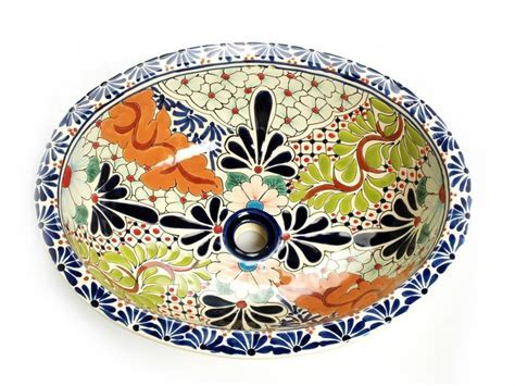 Talavera Ceramic Sinks ? Colours Of Mexico