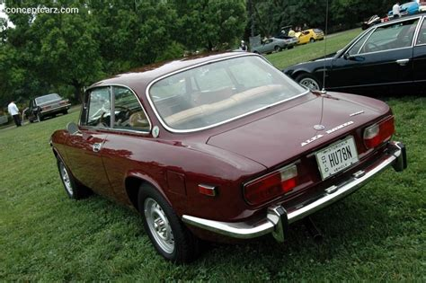 1972 Alfa Romeo by 1972 Alfa Romeo 2000 Gtv At The Concours D Elegance At
