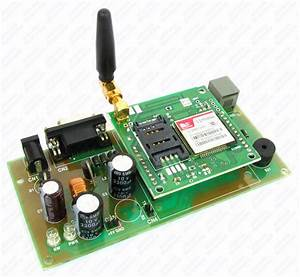 Buy Gsm Modem For Embedded System Avr Pic 8051 Or Arduino Lowest Cost And Cash On Delivery In India