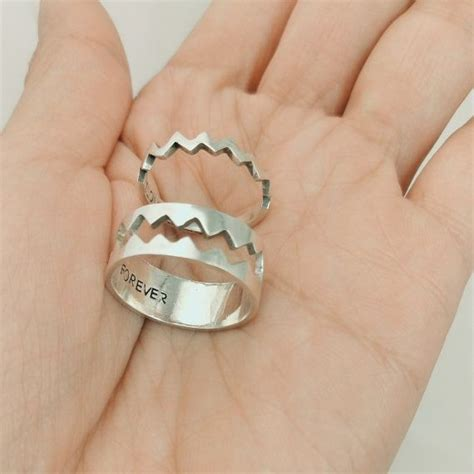 silver necklace mens the 21 most awesome ring band designs for your