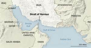 strait  hormuz    center   iran strife