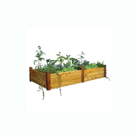 gronomics raised garden bed gronomics raised garden bed 48x95x19