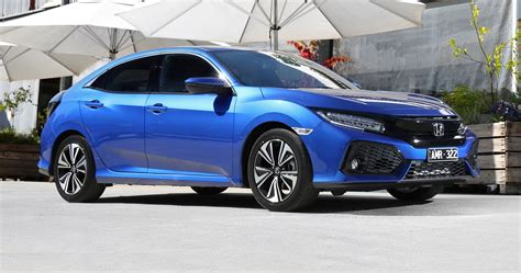 Honda Civic by 2017 Honda Civic Hatch Review Caradvice