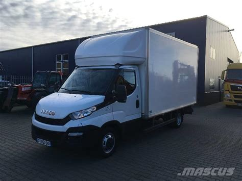 Used Iveco Daily 35c13 Box Body Year
