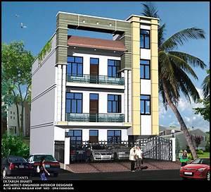 3d Elevation Design GharExpert