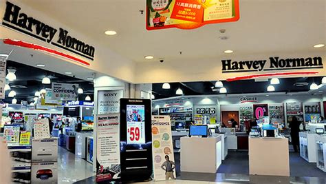 harvey norman electronics stores in singapore shopsinsg