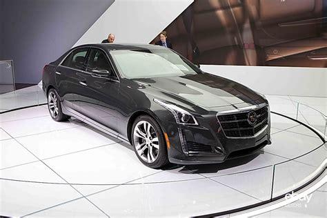 2018 Cadillac Cts Coupe V Top Auto Magazine