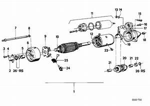 Bmw R90s Countersunk Screw  Bosch