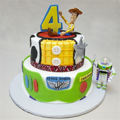 story birthday cake birthday 072 story birthday cake for four year
