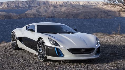 Rimac Concept One Concept Car Wallpapers