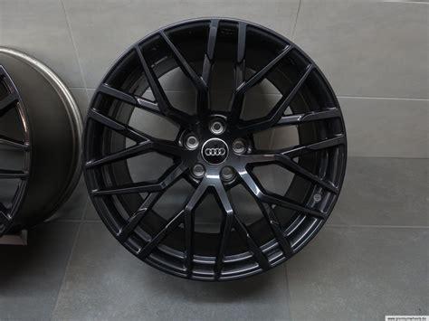audi 20 zoll felgen 20 zoll original audi r8 4s v8 v10 coup 233 gt s line felgen 4s0601025aa premium wheels