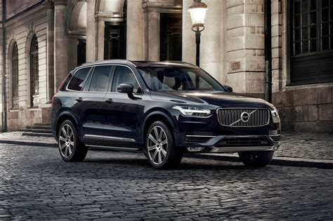 2018 Volvo Xc90  Exterior Hd Image  New Car Release Preview