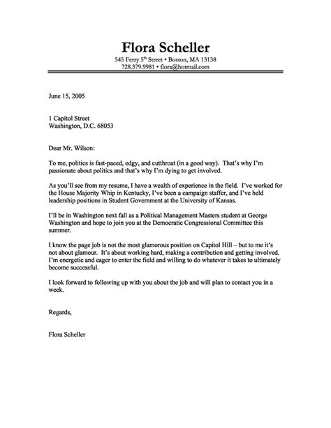 examples  good cover letters sop examples