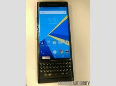Exclusive New leaked images of the BlackBerry Venice
