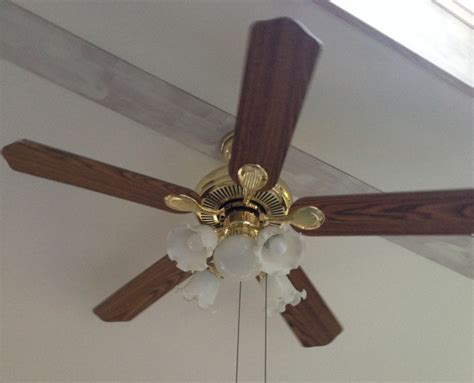 hometalk  ceiling fan update