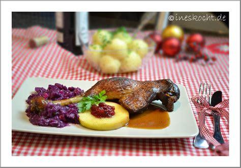 gaensekeule klassisch ines kocht rezept gans