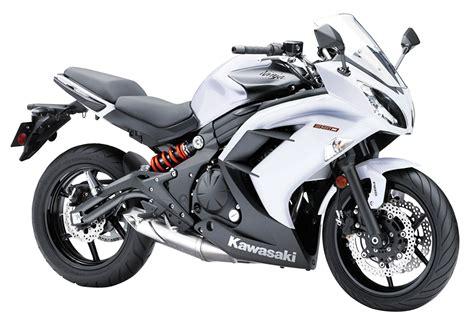 Kawasaki Image by Kawasaki 650 White Sport Motorcycle Bike Png Image