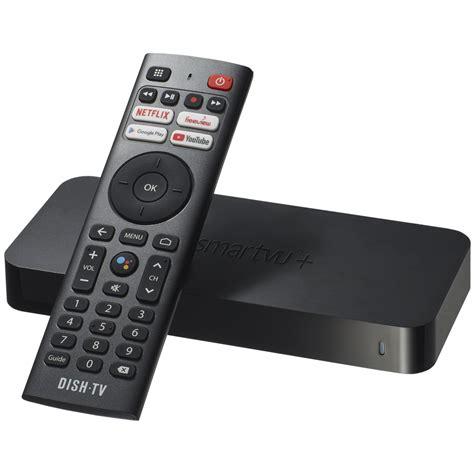 SmartVU+ Android TV Freeview Netflix 4K Receiver