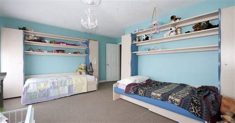 sisters bedrooms reflect  personalities