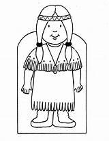 Coloring Indian Pages Native American Cherokee Thanksgiving Indians Drawing Warrior Adults Debbie Ciao Celebrating Printable Print Boy Getdrawings Getcolorings Little sketch template