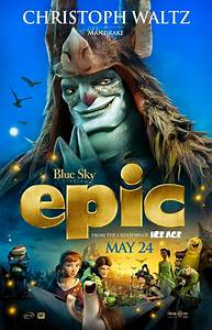 Epic (2013) images Mandrake Poster HD wallpaper and ...  Epic