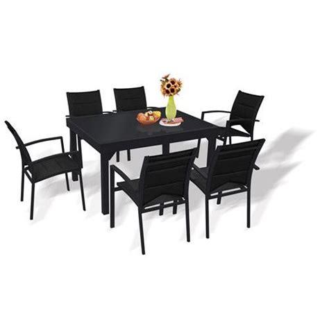 ensemble table et chaise de jardin pas cher ensemble table et chaise exterieur l 39 univers du jardin