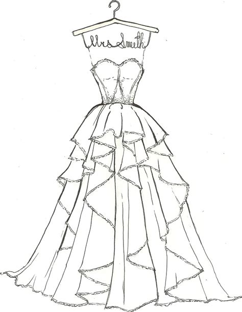 Pics Of Dress Drawings Like This Item Scetches