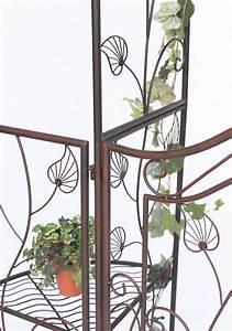 Rosenbogen Metall Mit Tor : rosenbogen mit tor pforte 101759 aus metall gartentor 236x186 cm rankger st ebay ~ Whattoseeinmadrid.com Haus und Dekorationen