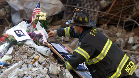 Another 911 Victim Identified Nearly 16 Years After Attack