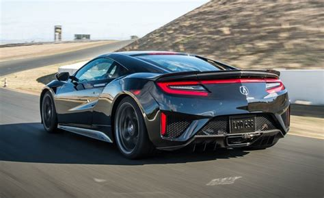 2020 Acura NSX : 2017 Acura Nsx Review And Specs