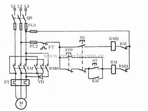 Wiring Diagram For 3 Phase Motor Control