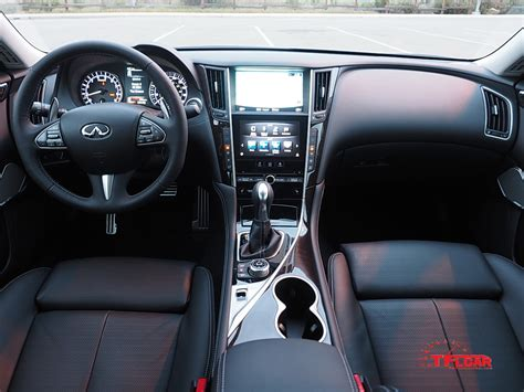 infiniti q50 interior 2017 2017 infiniti q50 review stunning premium sports sedan is