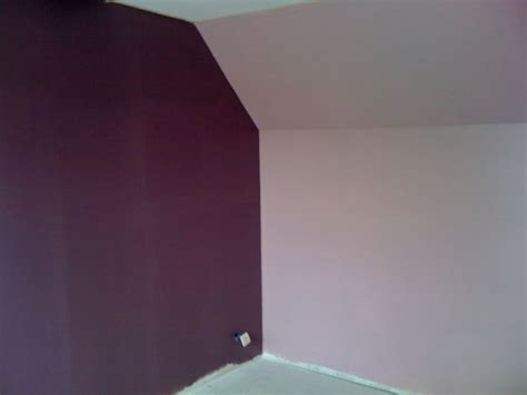 peinture chambre prune et gris du nouveau de revedenotrefamille