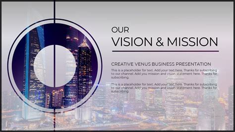 create vision mission   corporate