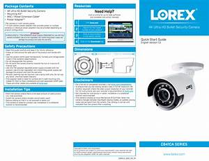Lorex 4ka166 4k Ultra Hd 16