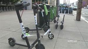 San Francisco Struggles To Adjust To Electric Scooter ...