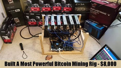Best gpu for crypto mining windows central 2021. Built A Most Powerful Bitcoin Mining Rig - $8,000 - YouTube