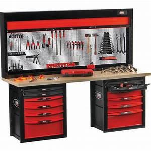 Etabli D Atelier Pas Cher : tabli maintenance 12 tiroirs 549 outils ~ Melissatoandfro.com Idées de Décoration