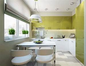 Salle a manger design dans un petit appartement de ville for Salle À manger baroque pour petite cuisine Équipée