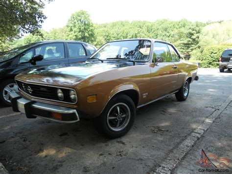 Opels For Sale by 1974 Opel Manta Rallye 56k Professionally