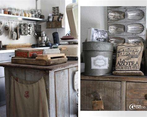 ustensiles de cuisine anciens décoration de la cuisine avec des ustensiles anciens