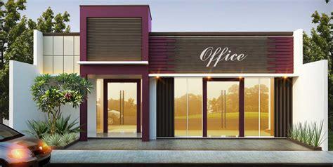 desain rumah toko minimalis sederhana  lantai  cocok