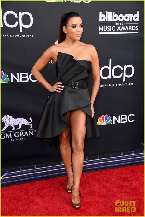 Eva Longoria & Cobie Smulders Show Off Their Legs at ...