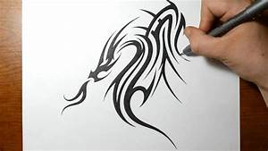Cool Easy Dragons to Draw images